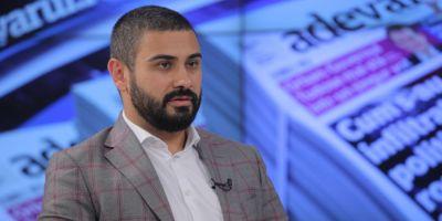Adevarul Live: Petre Florin Manole (PSD), despre angajatii care sunt tratati de patroni ca niste sclavi