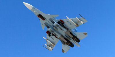Rusia si-a testat nivelul de reactie al fortelor aeriene si al sistemelor antiracheta din flancul sudic