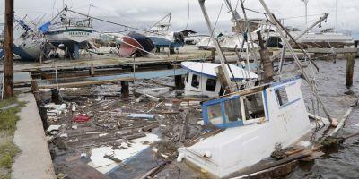 Bilantul deceselor provocate de uraganul Harvey a crescut la 18