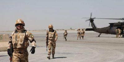 Militarii romani raniti in Afganistan, in stare buna, dar in continuare spitalizati