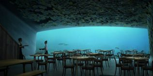 Primul restaurant subacvatic din Europa se va deschide in Norvegia