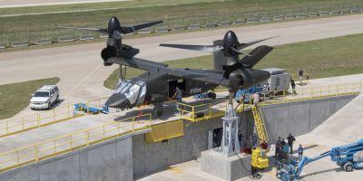 VIDEO Noul avion-elicopter va fi in curand pe cer: aparatul de zbor cu care Pentagonul vrea sa-si inlocuiasca flota de elicoptere multirol