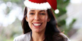Secret Santa la nivel national organizat in Noua Zeelanda. Premierul nu a ratat ocazia