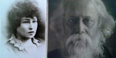 Invatatoarea din Romania care a razbit pana la inima poetului Rabindranath Tagore, primul laureat Nobel al Asiei