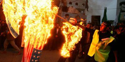 Trump, izolat dupa decizia privind Ierusalimul: