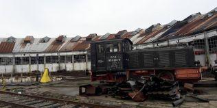 FOTO Depoul de locomotive care functioneaza fara intrerupere de 160 de ani. Impresionantul muzeu viu care nu poate fi vizitat de nimeni