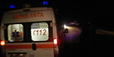 Cinci persoane ranite in urma unui accident produs in Capitala, in care a fost implicata o masina a Jandarmeriei