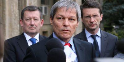 Dacian Ciolos, chemat de un grup de parlamentari USR sa se alature partidului: