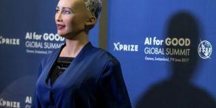 Interviu cu Sophia, primul robot cetatean ce declarase anterior ca ar