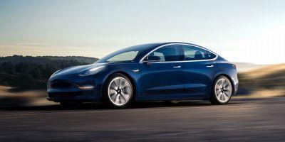 LMC Automotive: Europenii vor cumpara 600.00 de masini pur-electrice in 2020. Tesla Model 3 va fi lider de piata