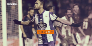 Andone, gol dupa gol in Spania, dar degeaba: Deportivo se scufunda incet, dar sigur. Reactia internationalului roman