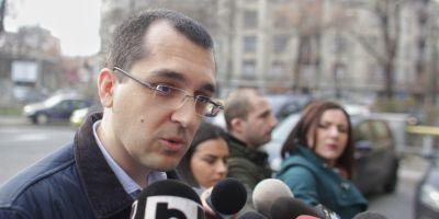 Vlad Voiculescu, despre retragerea lui Bodog: