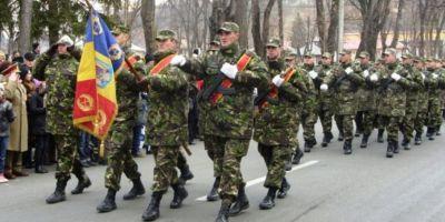 Ministerul Apararii Nationale scoate la concurs aproape 1.000 de locuri la institutiile militare de invatamant superior