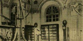 Cum functiona observatorul astronomic de la Alba Iulia. Rolul luminii si al gnomonului filar in stabilirea orei exacte
