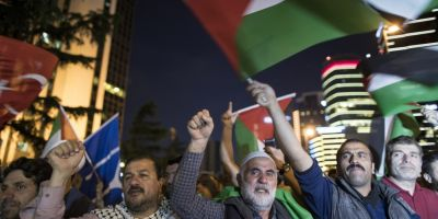 Razboi diplomatic intre Turcia si Israel ca urmare a violentelor din Gaza