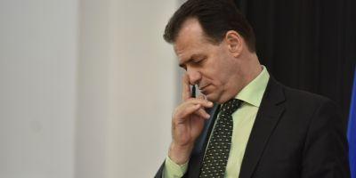 Ludovic Orban spune ca nu prezinta textul plangerii penale impotriva lui Dragnea si Dancila pentru a nu produce