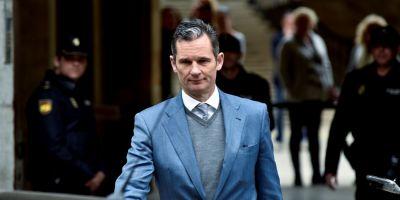 Cumnatul regelui Spaniei, condamnat de Curtea Suprema la cinci ani si zece luni de inchisoare