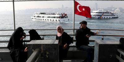 Noul canal turcesc, visul lui Erdogan, risca sa devina un cosmar pentru locuitori INFOGRAFIE